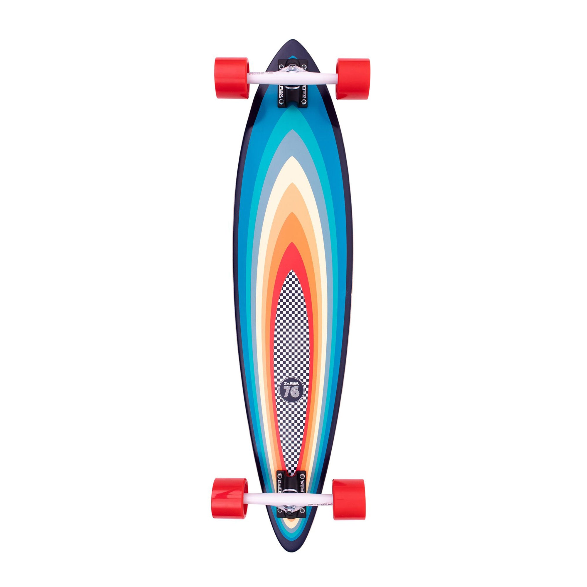 Z-Flex Surf-A-Go-Go Pintail Complete Product Photo #1