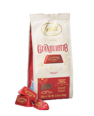 Feletti Dark Chocolate Giandiua 150g