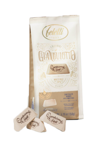 Feletti White Chocolate Giandiua 150g