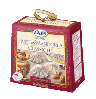 Dais Almond Paste Cookies Classic 220gr