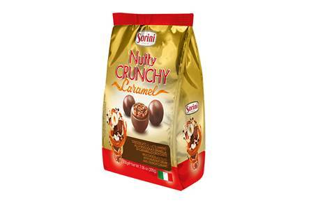Sorini Nutty Crunch Caramel 200gr