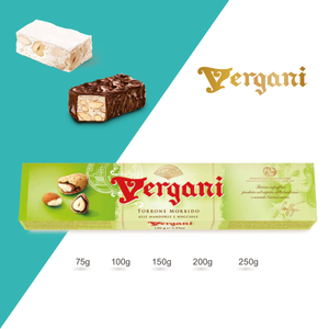 Vergani Soft Nougat (almond/hazelnut)