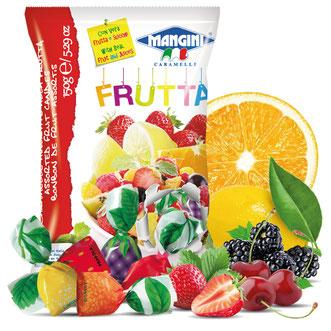 Magnini Candy Bags Fruit Candy 150gr