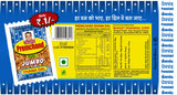 50 Single Serving Packets (Back)
