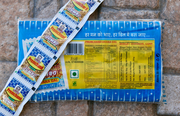 Dhanadal Single Serving Packets