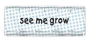 Blue Dots See Me Grow™ Mat