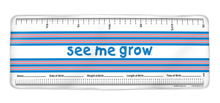 Welcome Home See Me Grow™ Mat