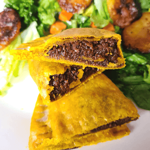 Original Caribbean Vegan Patties
