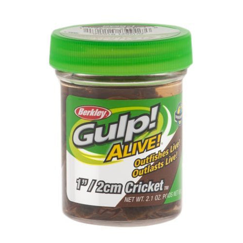 Berkley Gulp Alive Cricket