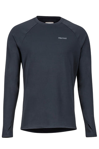 Marmot Lightweight Kestrel LS Crew Neck Shirt