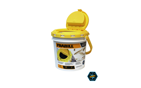 Frabill Insulated Bucket with Built-In Aerator