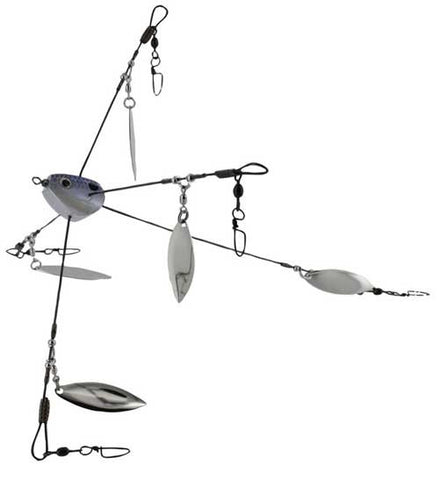 Strike King Titanium Umbrella Rig