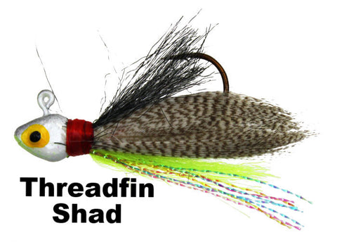 Punisher Lures Float & Fly Hair Jig