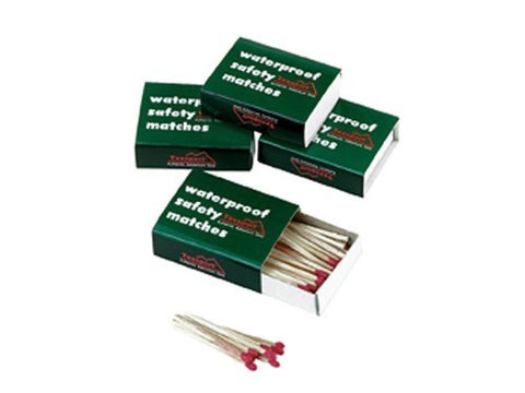 Texsport Waterproof Safety Matches