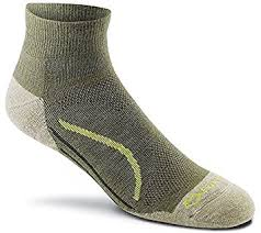 Fox River Basecamp Quarter  Hiking Socks - Unisex