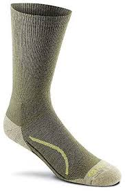 Fox River Basecamp Crew  Hiking Socks - Unisex