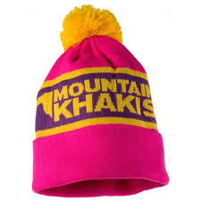 Mountain Khakis Wrap Logo Beanie