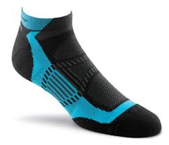 Fox River Peak Velox LX Lightweight Compression Athletic Ankle Socks