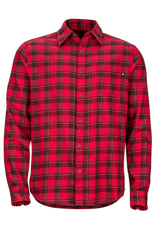 Marmot Men's Bodega Lightweight Flannel LS