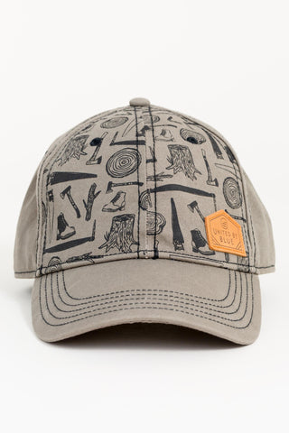 United By Blue Logger Baseball Hat