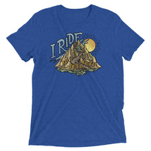 Load image into Gallery viewer, I Ride to Feel Free | Why I Ride | Short sleeve t-shirt