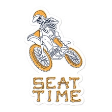 Load image into Gallery viewer, Vintage Skeleton Motorcycle Stickers | 5""