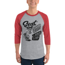 Load image into Gallery viewer, One Down, Five Up Shirt | Red and grey raglan