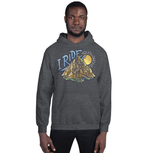I Ride to Feel Free | Why I Ride | Unisex Hoodie