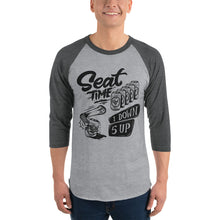 Load image into Gallery viewer, One Down, Five Up Shirt | Grey and Heather Raglan