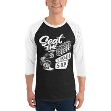 Load image into Gallery viewer, One Down, Five Up 3/4 Sleeve Raglan Shirt