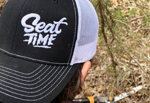 Load image into Gallery viewer, Seat Time Trucker Hat