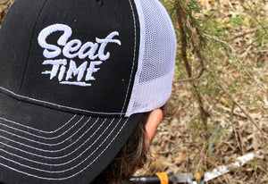 Seat Time Trucker Hat