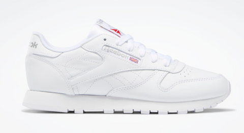 White Sneakers - Reebok Classic Leather