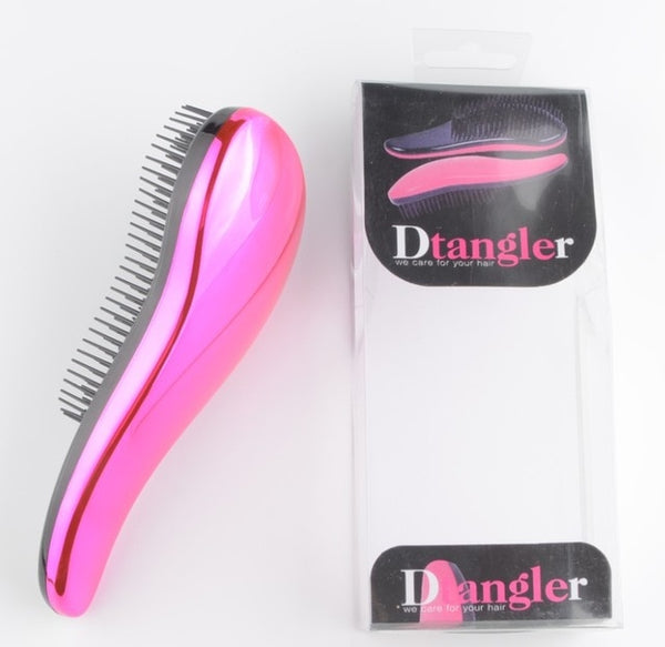 Pink Magic Anti-static Tangle Comb