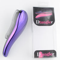 Purple Magic Anti-static Tangle Comb