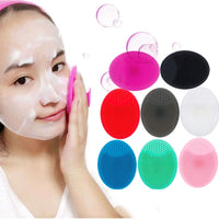 Silicone Face Cleansing Brush,    Skin Care Tool,      Face Cleansing Brush