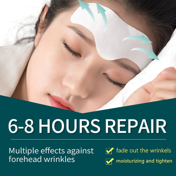 Forehead Line Removal Anti-wrinkle Stickers