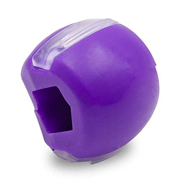 Purple Facial Jaw Muscle Exerciser