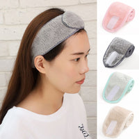 Adjustable Makeup Hair Bands