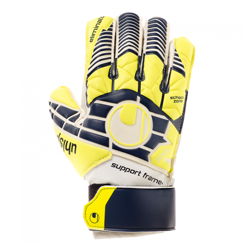 UHL Sport Soft SF+ Junior Fingersave Goalkeeper Gloves