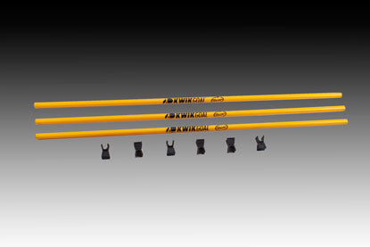 "KWIK 60"" Coaching Stick Hurdles (3/Set)"