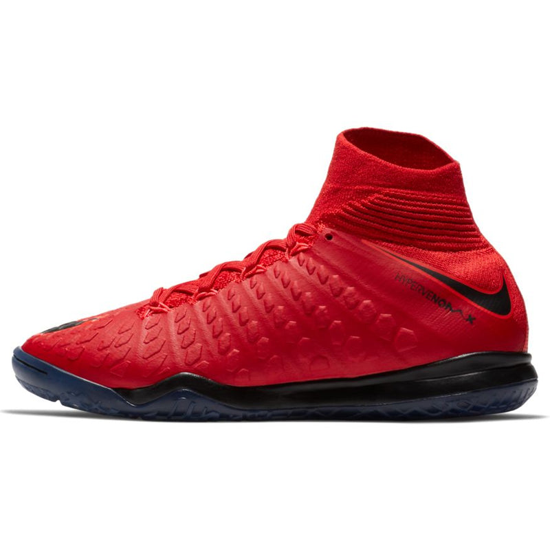 Jr Hypervenomx Proximo 2 DF IC (University Red Pack)