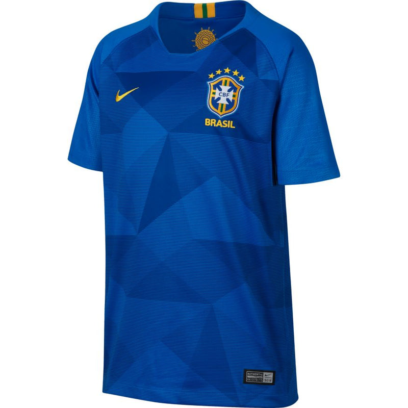 Youth Brasil Away Stadium Jersey (2018/2019)
