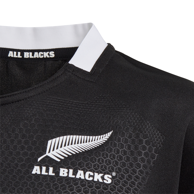 New Zealand All Blacks Youth Home Jersey 2019/2020