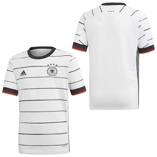 Germany Youth Home Jersey Euro 2020