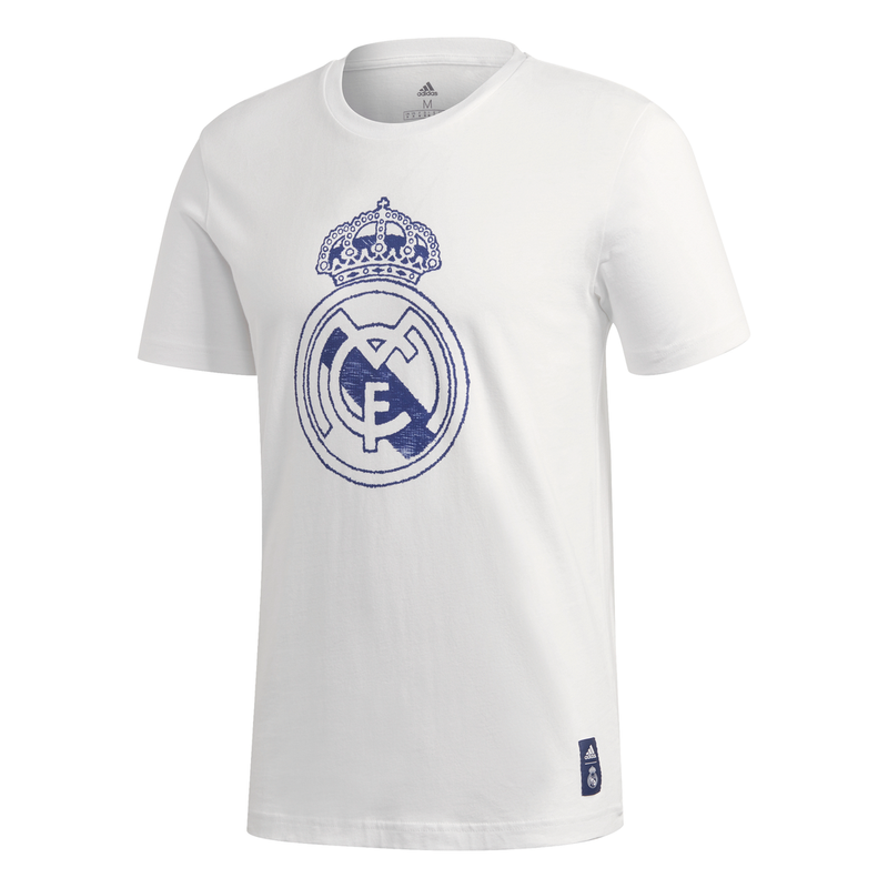 Real Madrid C.F DNA Graphic Tee
