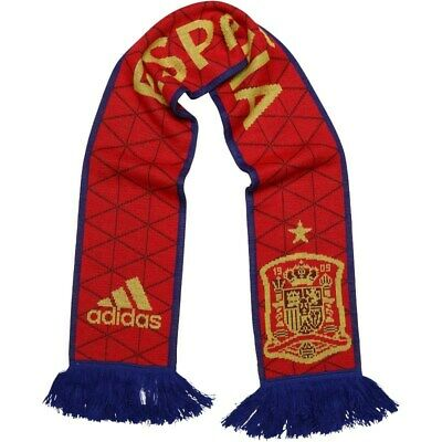 Spain Scarf (red/blue/yellow)