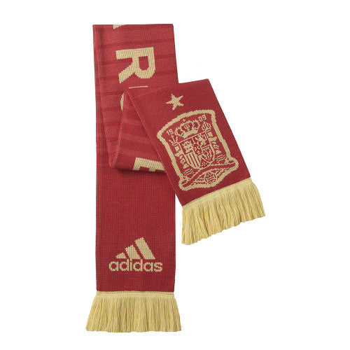 Spain Scarf (red/yellow)