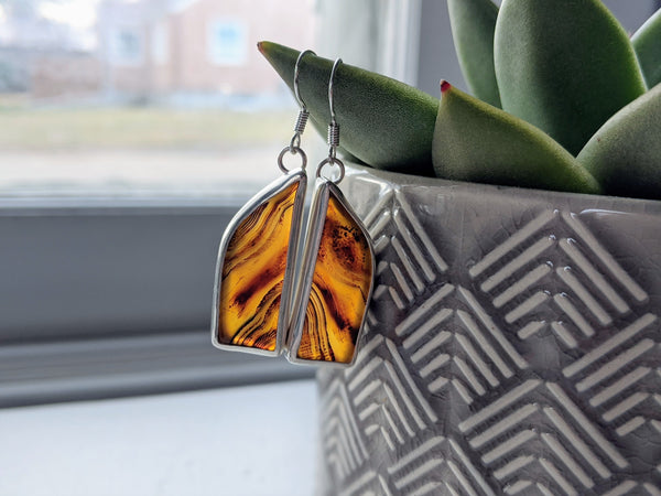 Sunny Window Earrings