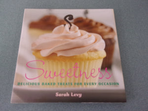 Sweetness by Sarah Levy HC DJ